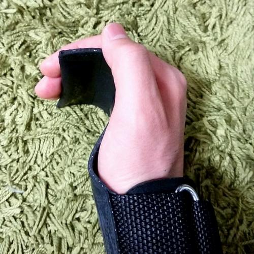 パワーグリップの握り方2
